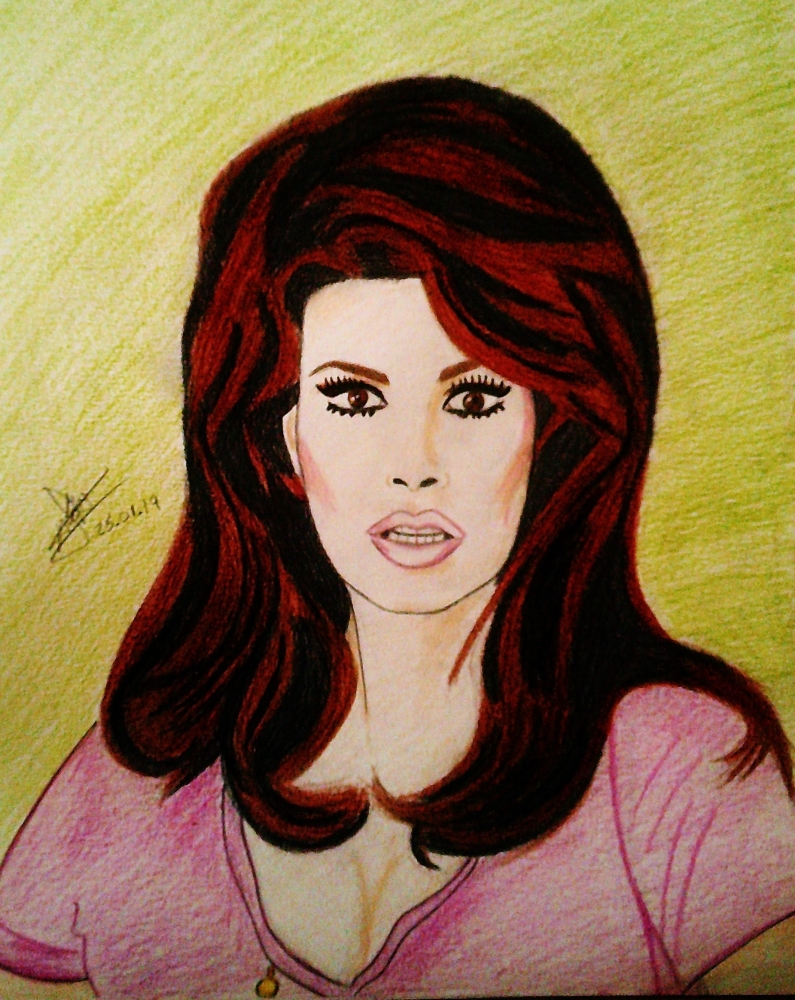 Raquel Welch by aline17